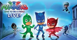 pj masks live hero parker playhouse