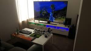 finally finished my gaming setup