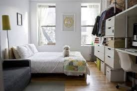 organizing a small bedroom with shelves ways to organizing a