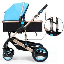 Wyoming best travel system images Belecoo luxury newborn baby foldable anti shock high jpg