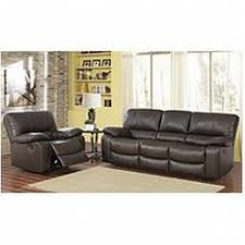 abbyson living bradford faux leather reclining sofa abbyson living sofa j ole com