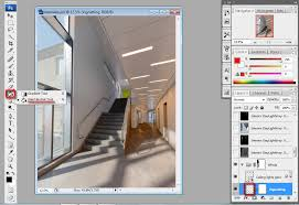 photoshop post production tutorial gobotree learning station