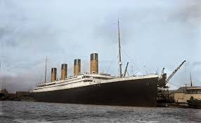 coloring pages of the titanic titanic in color 3dhistory de