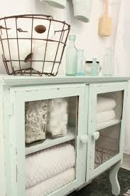 Kitchen Dresser Shabby Chic by Impressive Pyrex Glass Storage In Bathroom Shabby Chic With