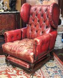 leather reading chair leather reading chair chairs most comfortable rustic leather reading
