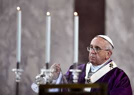 pope francis u0027 guide to lent what you should give up this year