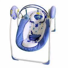 portable baby swing with lights hulala portable swing madison kids