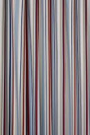beautiful blue and brown curtains curtain pinterest striped with