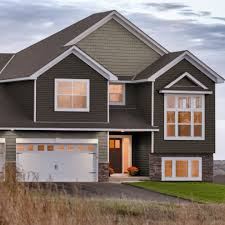 Craftsman Farmhouse Beautiful Vinyl Siding Colors Method Grand Rapids Craftsman