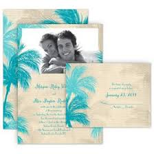 wedding invitations island all in one wedding invitations s bridal bargains