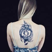 Ying Yang Tattoo Ideas 50 Mysterious Yin Yang Tattoo Designs Yin Yang Tattoos Yin Yang