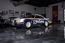 rothmans porsche 911 1984 porsche 911 scrs rothmans unrestored sold road scholars