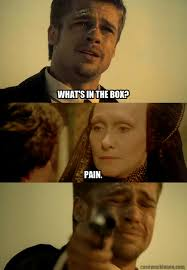 Whats In The Box Meme - i made this for you because someone had to do it se7en dune