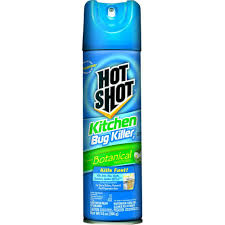 How To Get Rid Of Bugs In Kitchen Cabinets Shot 14 Oz Aerosol Kitchen Bug Killer Hg 4470 7 The Home Depot