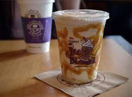 Coffee Bean Blended 20 coffee drinks with way much sugar eat this not that