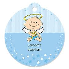 baptism favor tags baptism favor stickers and tags bigdotofhappiness