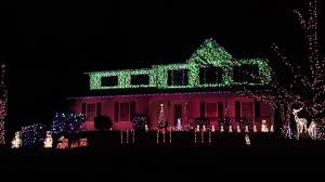 Christmas House Light Show by 2016 Christmas Light Show To