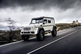 new 2017 mercedes benz g550 4x42 coming to conquer a boulevard