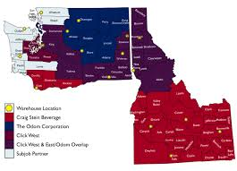 Washington Wineries Map by Wholesale Distributors Of Wine Beer Spirits Click Wholesale