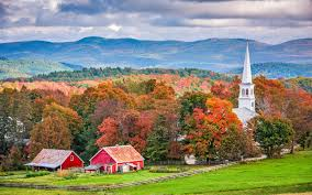 Vermont travel tech images Beautiful fall leaves around the world travel leisure jpg