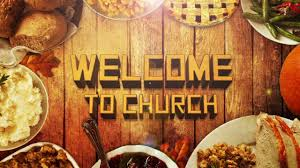 thanksgiving table welcome to church church media resource