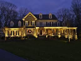 House Landscape Lighting Outdoor Lighting Design And Installation Northern Va Dc And Md