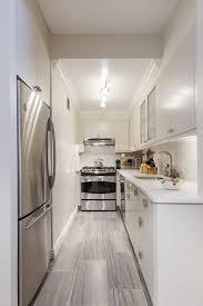 best galley kitchen design efficient galley kitchen design