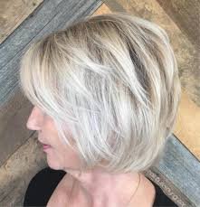 bob hair cut over 50 back 90 classy and simple short hairstyles for women over 50