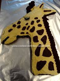 giraffe cake coolest giraffe cakes
