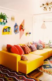 What Color Sofa Goes With Yellow Walls Best 25 Yellow Couch Ideas On Pinterest Gold Sofa Old Sofa And