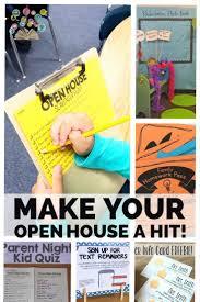 best 25 open house night ideas on pinterest parent open house
