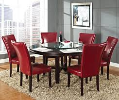 Standard Furniture Dining Room Sets 87 Dining Room Chairs Red Home Design White Dining Table Red