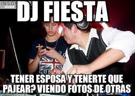 Meme Dj - dj fiesta dj fiestas234 meme on memegen