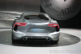 maserati alfieri convertible maserati alfieri concept at 2015 detroit auto show
