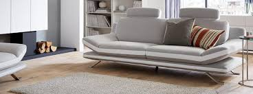 Contemporary And Modern Sofas DFS - Modern designer sofa