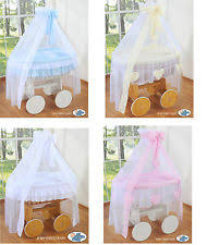 Wicker Crib Bedding Wicker Crib Ebay