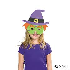 amazon com halloween mask craft kit crafts for kids u0026 hats