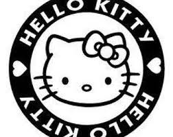 kitty decals etsy