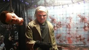 terror garage 2013 halloween haunt tour part 2 creepy carnival