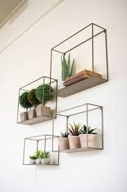 home interior decoration accessories metal shelves set 4 metal shelves decorative accessories and