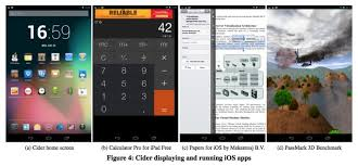 apple apps on android cider runs ios apps on android devices