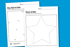 worksheet wednesday make a star paging supermom