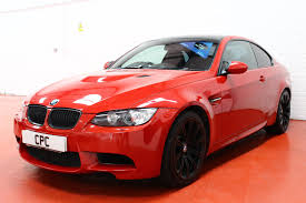 used 2008 bmw e90 m3 07 13 for sale in greater manchester