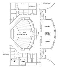 Computer Lab Floor Plan Event Spaces U0026 Floor Plans Ucla Catering