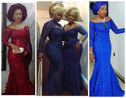 naija weddings aso ebi feature is never boring because we get to see more and