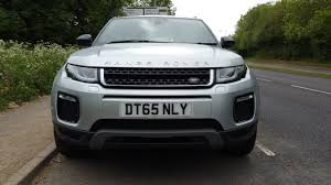 range rover back 2016 range rover evoque se tech ed4 2wd drive all night motormartin