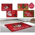 tappeti natalizi tappeto natalizio tappeti natalizi su shopalike it