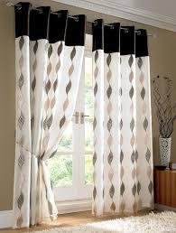 moderne len wohnzimmer die besten 25 eyelet curtains design ideen auf