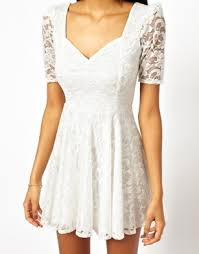 raspberry lace dress on the hunt
