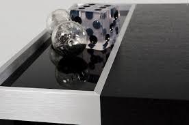 gemstone modern black oak coffee table coffee tables living room